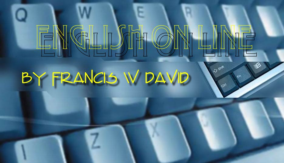English on Line by Francis W David